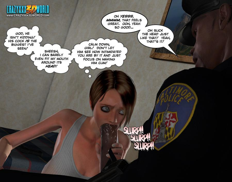 3d comic breaking point episode 1 1