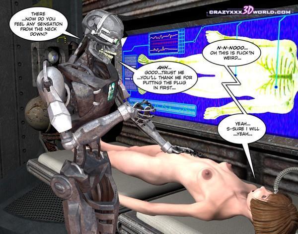 Онлайн комиксы 3д