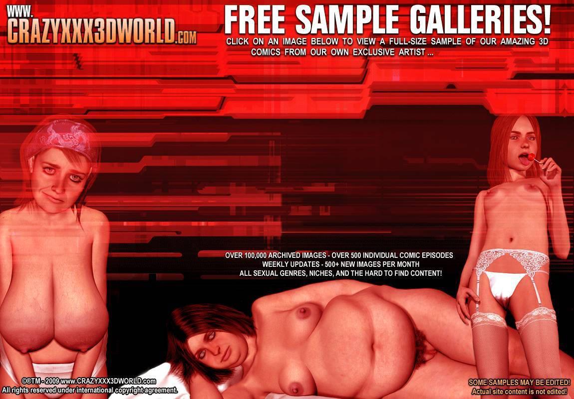 Crazyxxx3Dworld Gallery Great crazyxxx3dworld free 3d xxx comic gallery #j75x